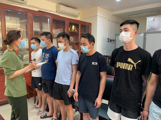 Các đối tượng người Trung Quốc nhập cảnh trái phép vào Việt Nam hiện đã được đưa đi cách lý theo quy định.