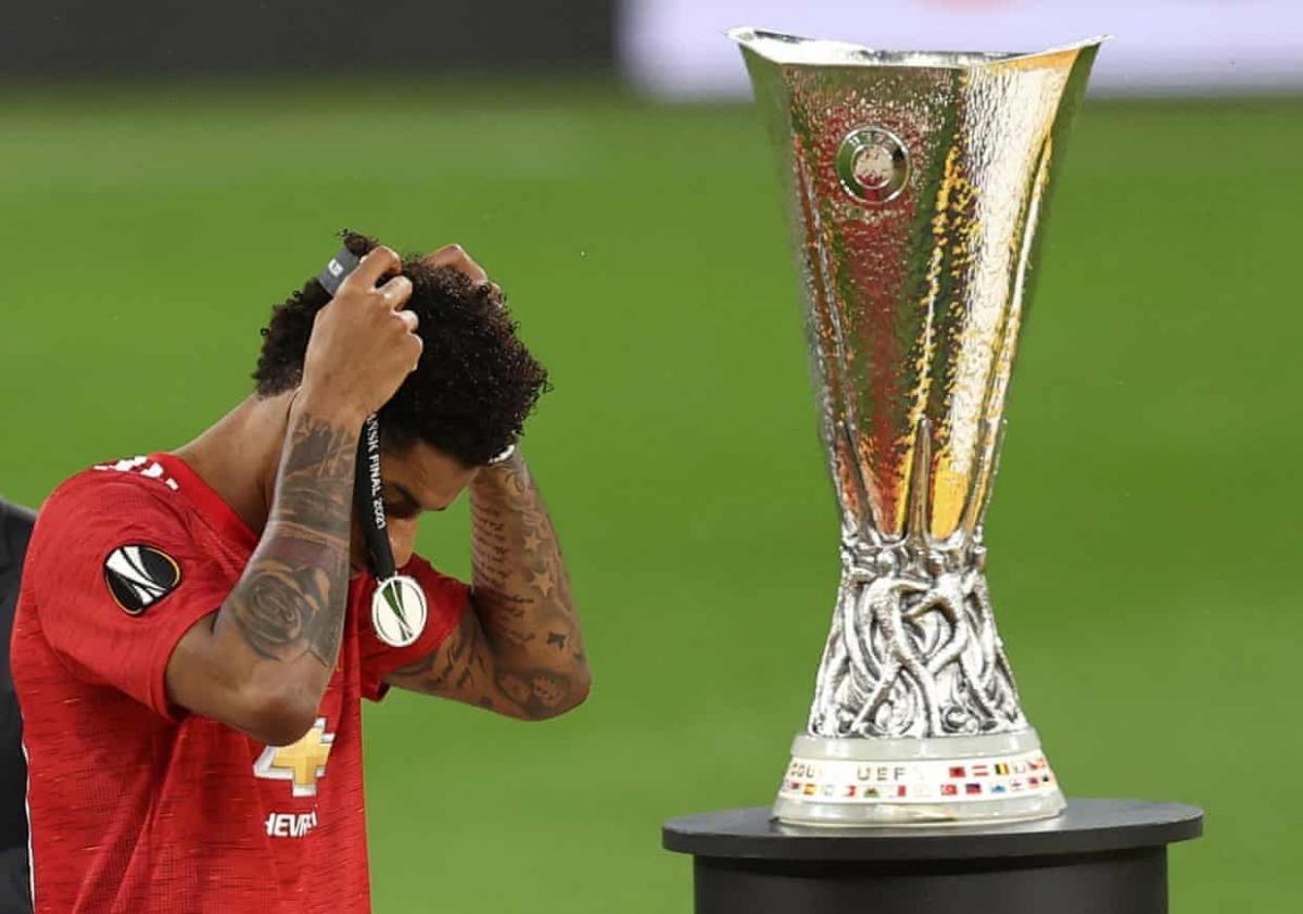 MU không thể tái lập thành tích vô địch Europa League như dưới thời Jose Mourinho năm 2017. (Ảnh: Getty)