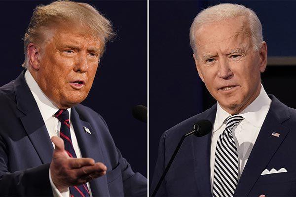 Cựu Tổng thốngTrumpcáo buộcngười kế nhiệmBiden thất bại trong việc bảo vệ Israel. Ảnh: Fox News