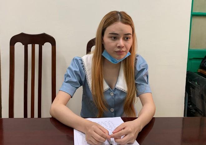 Trần Thị Phương Thảo tại CQĐT