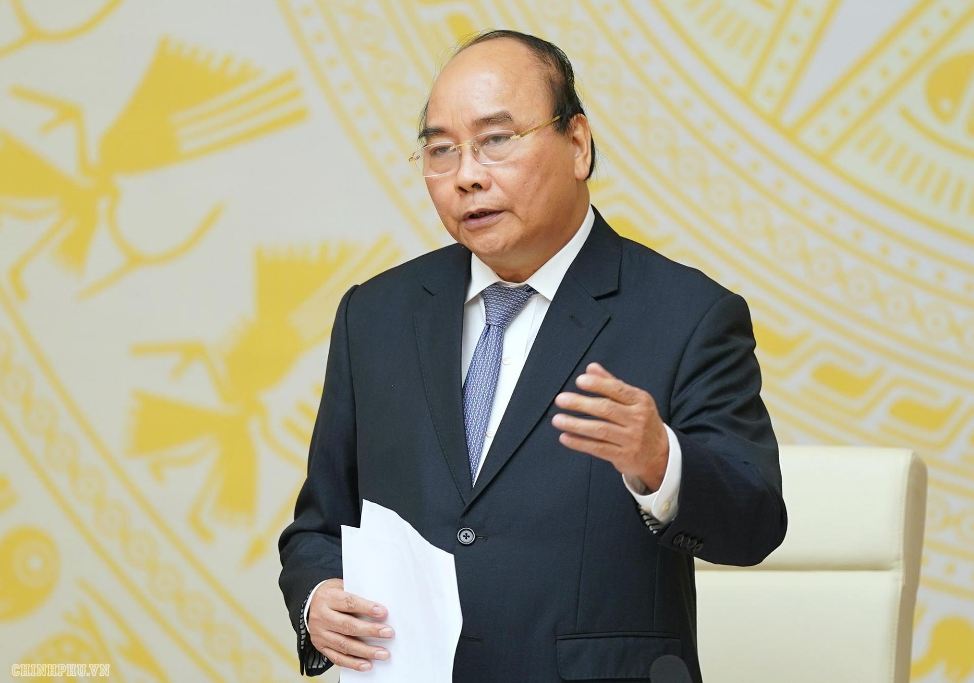 Thủ tướng đề nghị báo chí phải góp phần tạo nên và nuôi dưỡng khát vọng thịnh vượng, hùng cường của dân tộc