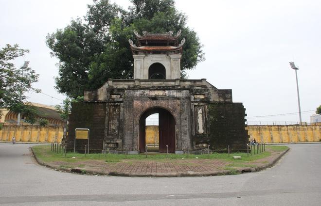 Thành cổ Vinh, Nghệ An. (Ảnh: internet)