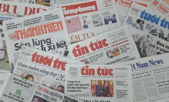 Phát huy vai trò chủ động, tiên phong, dẫn dắt, định hướng của báo chí trong thông tin tích cực.