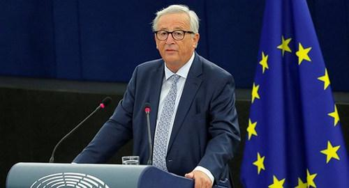   Chủ tịch Ủy ban châu Âu (EC) Jean-Claude Juncker.  