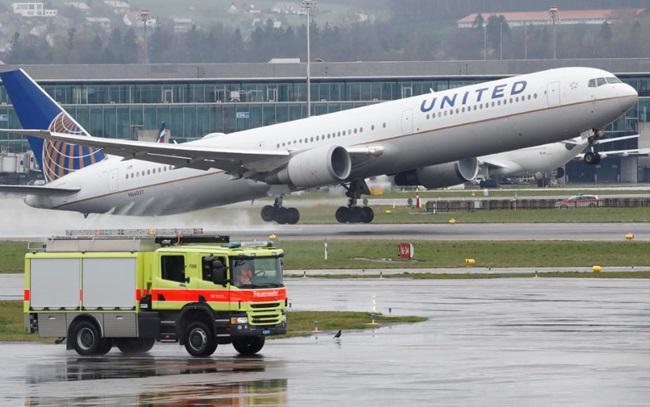 Máy bay của hàng không Mỹ.
