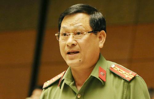 Đại tá Nguyễn Hữu Cầu - Giám đốc Công an tỉnh Nghệ An