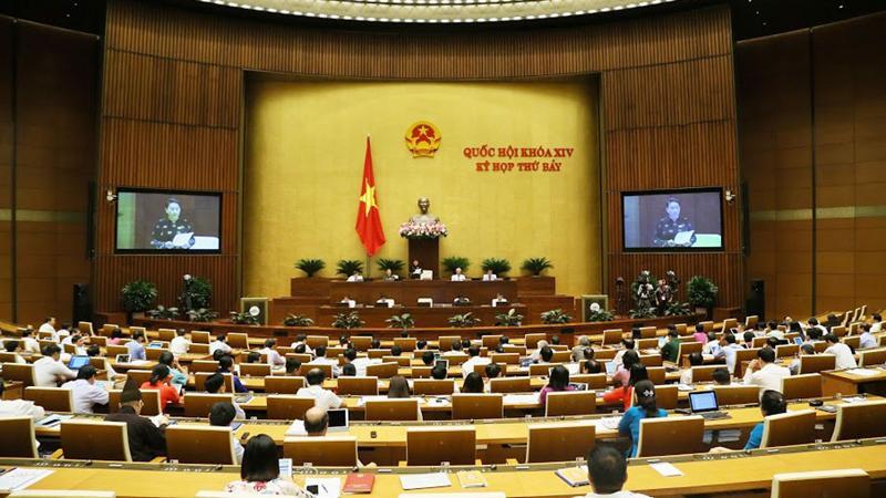 Kỳ họp thứ 7, Quốc hội khóa XIV.