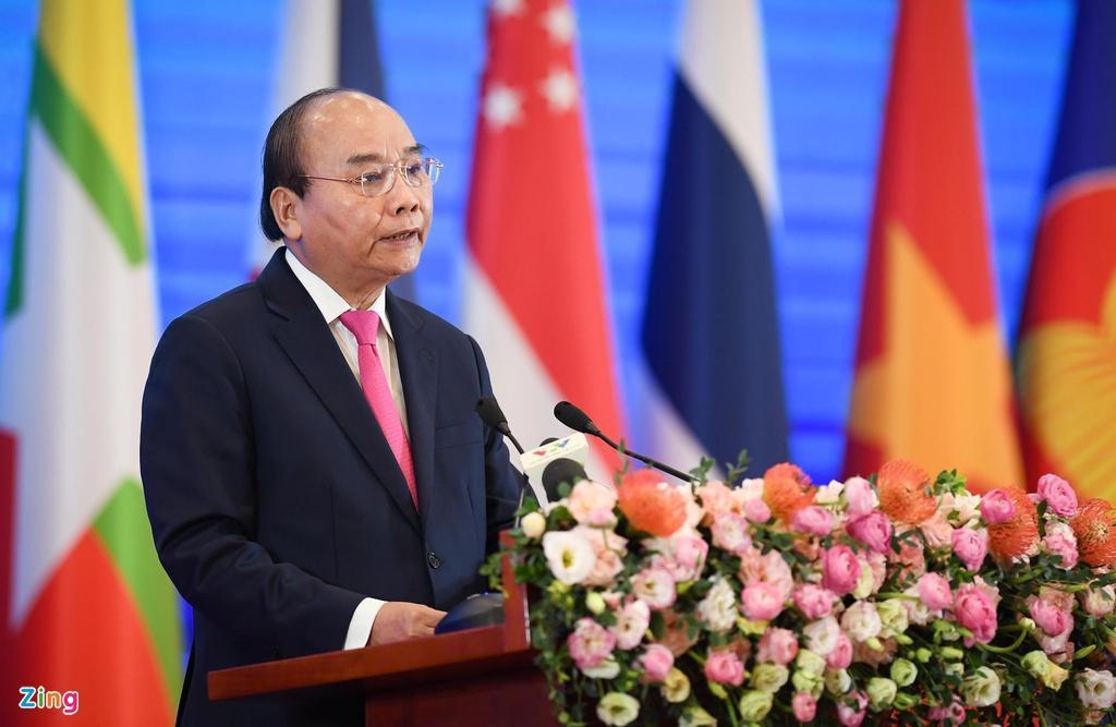 Thủ tướng hoan nghênh quyết tâm của các nước hoàn tất Hiệp định RCEP