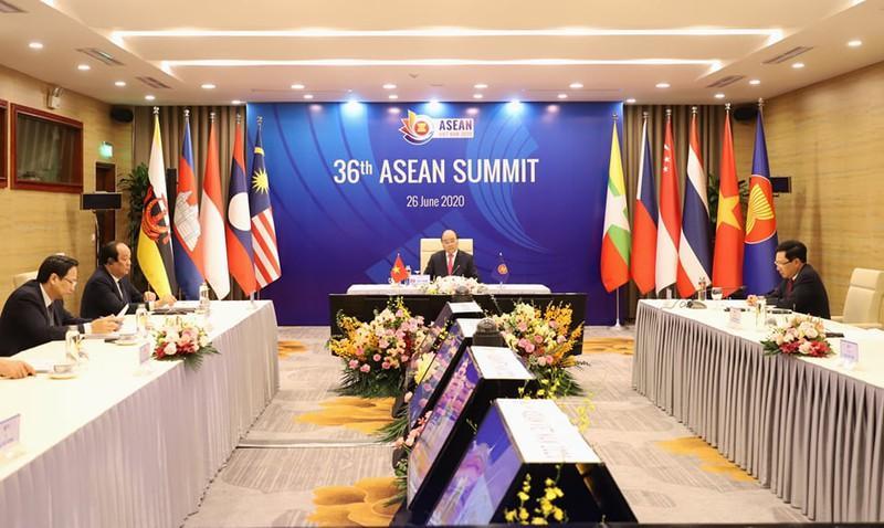 Thủ tướng Nguyễn Xuân Phúc chủ trì phiên toàn thể Hội nghị cấp cao ASEAN lần thứ 36.