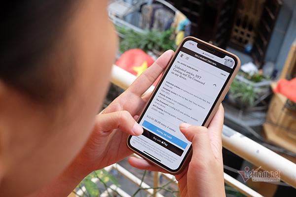 Người dùng iPhone cần cân nhắc khi sử dụng dịch vụ vay tiền bằng iCloud.