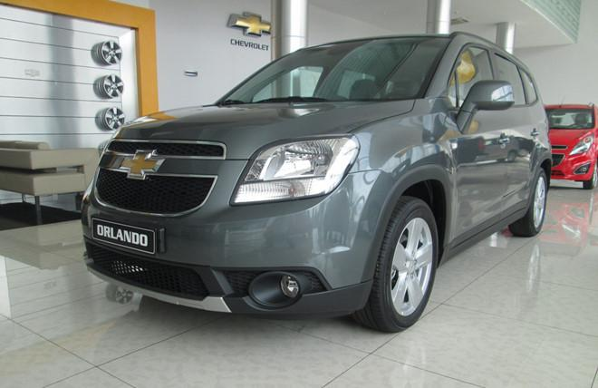 Các xe Chevrolet triệu hồi lần này được sản xuất trong khoảng thời gian từ tháng 1/2014 - 2018