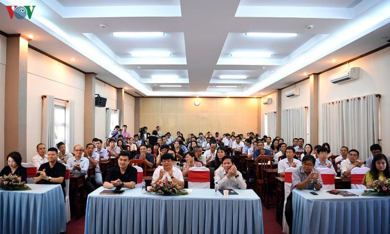 Hội thảo là cơ hội tốt để các đơn vị làm PT-TH có thể tìm hiểu về những công nghệ mới nhất trong lĩnh vực phát thanh, truyền hình.