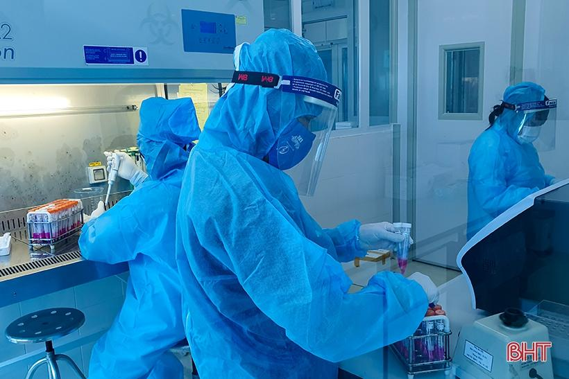 Tối 10/6, Hà Tĩnh ghi nhận thêm 7 trường hợp dương tính với virus SARS-CoV-2.