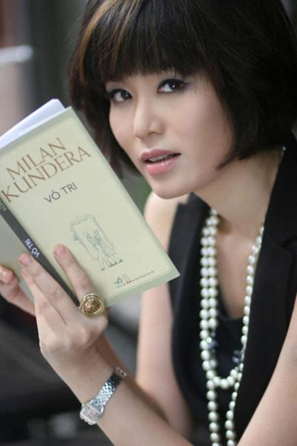 Hoa hậu Nguyễn Thu Thủy - Ảnh: Facebook Nguyễn Thu Thủy