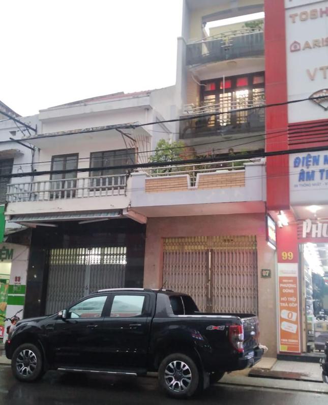 Nhà ông Vinh tại số 97 đường Thống Nhất, TP Nha Trang