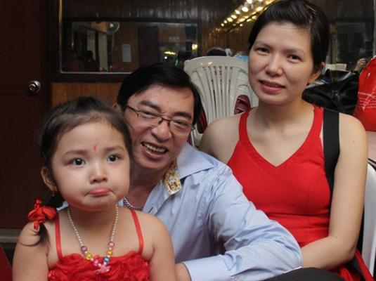 Gia đình nhỏ hạnh phúc của Đình Văn bây giờ