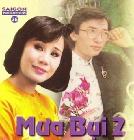 Tài Linh - Đình Văn trong album Mưa bụi nổi tiếng một thời