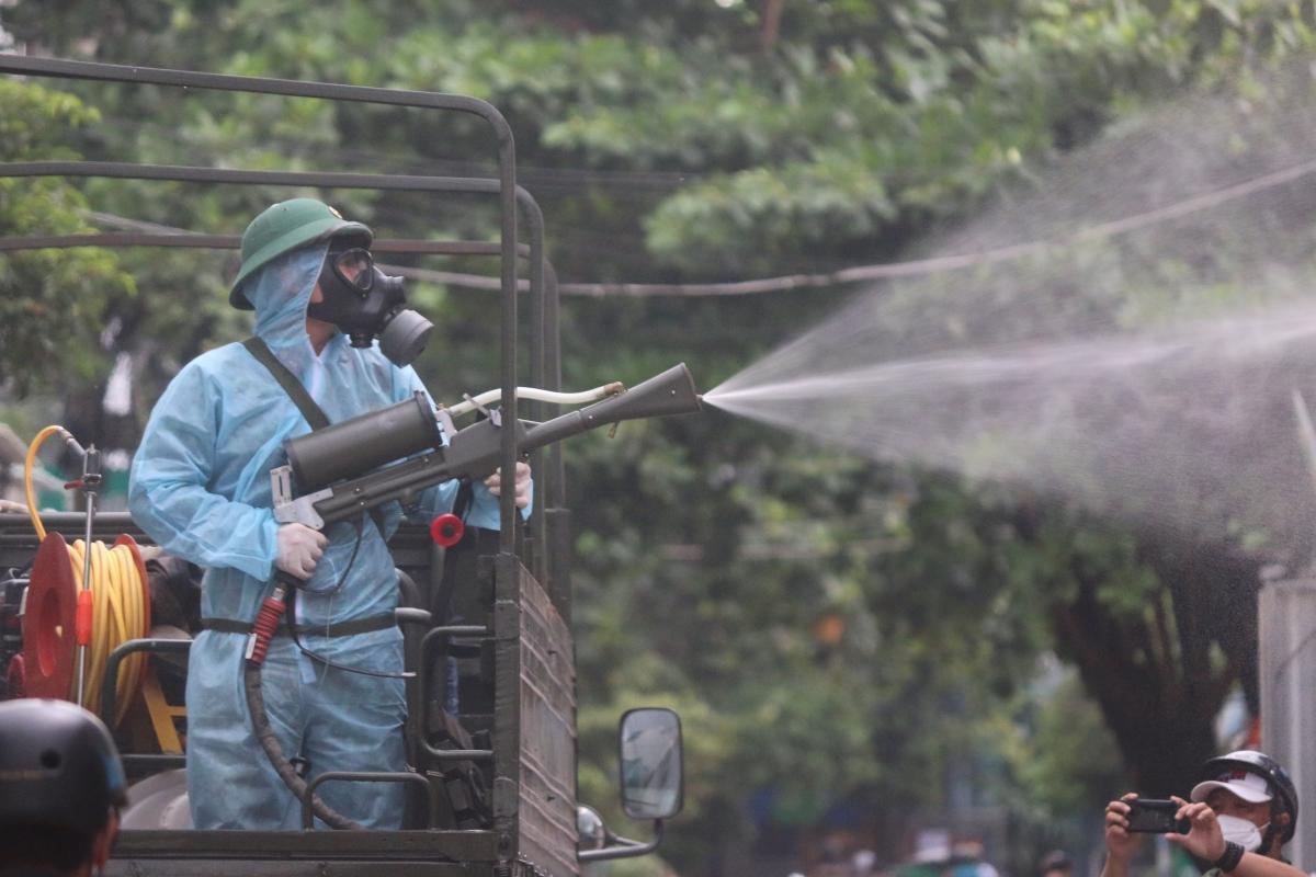 Sáng 8/6, Việt Nam có 42 ca mắc COVID-19 tại Bắc Giang, Bắc Ninh và TPHCM.