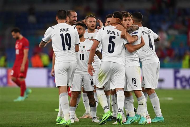 Italy chơi cực kỳ hay trong ngày khai mạc Euro 2020.