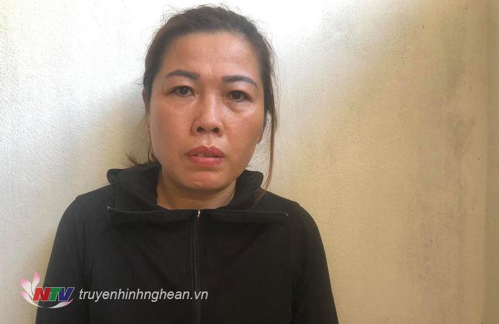 Đối tượng Nguyễn Thị Vân