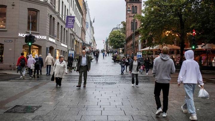 Na Uy trở thành quốc gia đầu tiên tuyên bố đã dập tắt đại dịch COVID-19. (Ảnh: Bloomberg)
