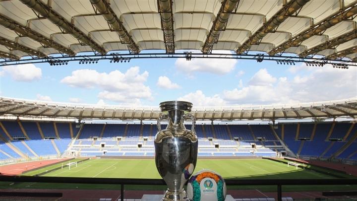 Sân Olimpico ở thủ đô Rome- Italy sẽ là nơi diễn ra lễ khai mạc EURO 2020.