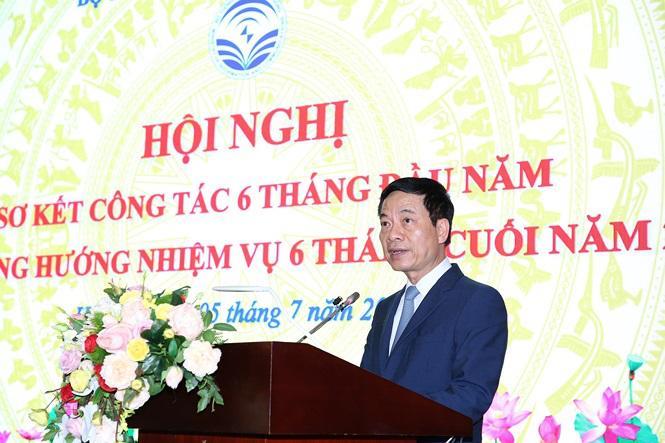 """Bộ trưởng Bộ Thông tin và Truyền thông Nguyễn Mạnh Hùng: """"Báo chí cách mạng phải được hỗ trợ một phần từ ngân sách"""""""