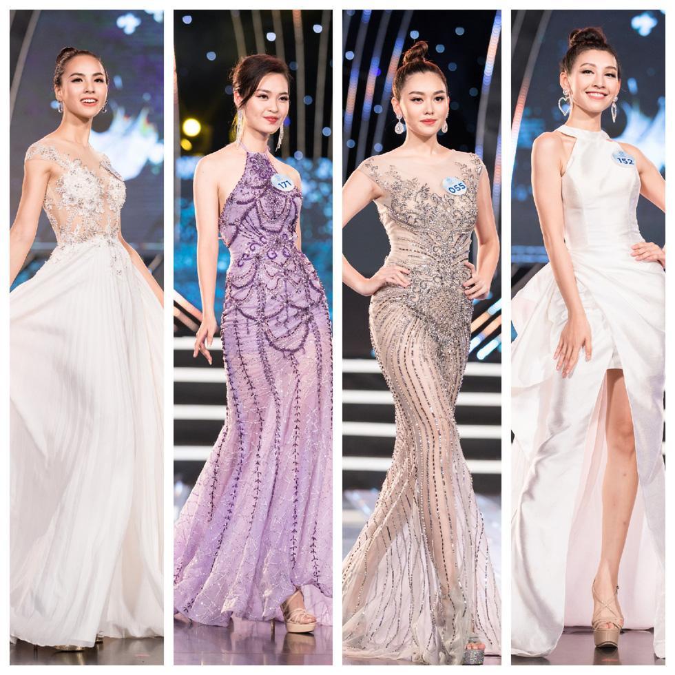 Nhan sắc của những thí sinh đẹp nhất phía Bắc vào chung kết Miss World Việt Nam 2019