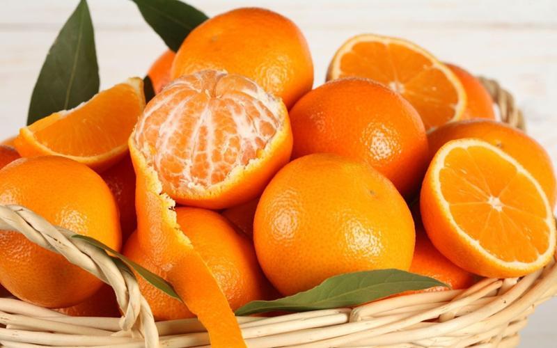 Cam chứa rất nhiều vitamin C giúp tăng khả năng miễn dịch, đẩy lùi một số bệnh do vi khuẩn gây ra đồng thời giúp cơ thể thải độc và thanh lọc.