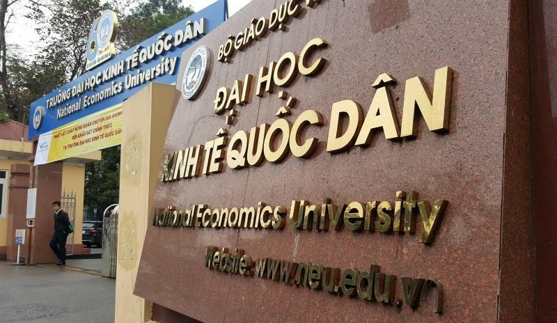 Đại học Kinh tế Quốc dân cùng một số trường đã công bố điểm nhận hồ sơ xét tuyển.