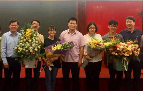 Đội tuyển Việt Nam tại IBO 2019