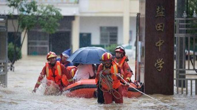 Lũ Lụt Lớn Chưa Từng Co Hoanh Hanh Tại Trung Quốc Va Nhật Bản đai Phat Thanh Va Truyền Hinh Nghệ An