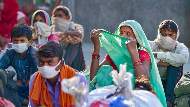 Các nhà khoa học của MIT nhận định, Ấn Độ sẽ có khoảng 287.000 ca mắc Covid-19 mới mỗi ngày vào khoảng cuối tháng 2/2021.