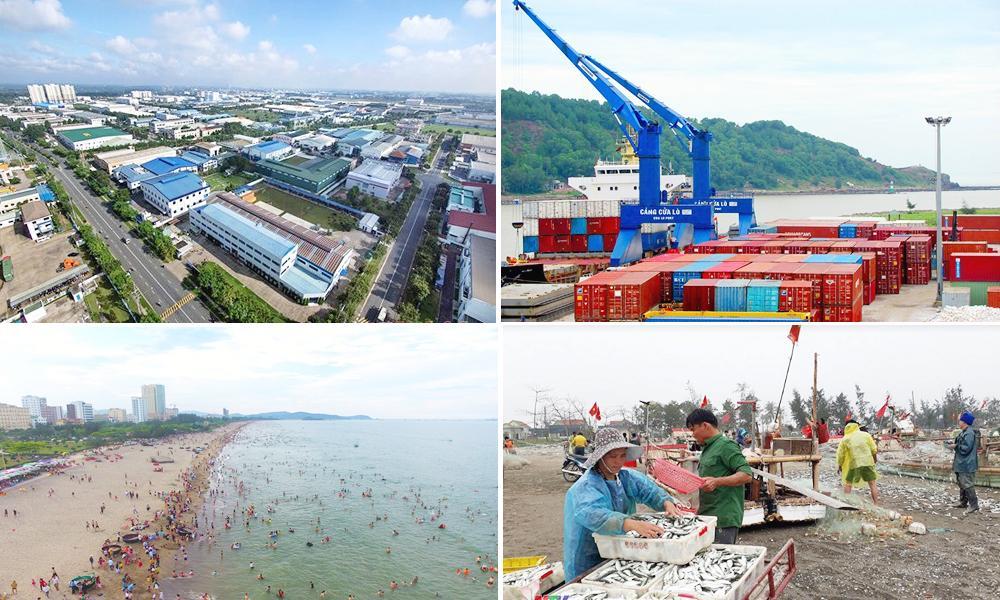 Kinh tế biển tiếp tục được khai thác, phát triển bền vững.