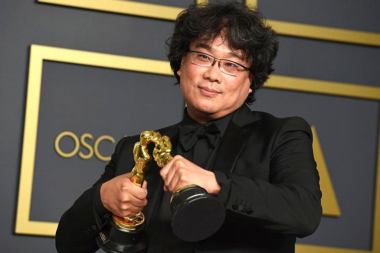 Đạo diễn người Hàn Quốc Bong Joon Ho.