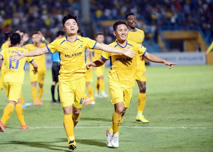 SLNA đề nghị kết thúc V-League 2020 ngay lập tức