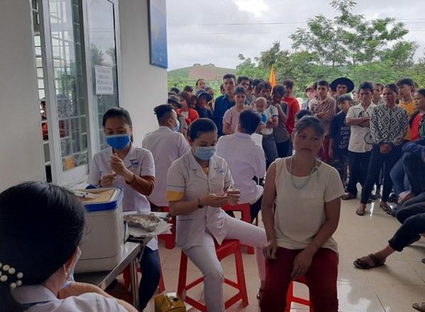 UBND tỉnh Kon Tum được yêu cầu chỉ đạo tăng cường phòng chống dịch bạch hầu.