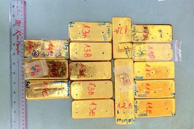 Theo kết quả giám định của Viện khoa học hình sự Bộ Công an, 51kg kim loại màu vàng vận chuyển trái phép qua biên giới bị Công an tỉnh An Giang bắt giữ vào ngày 30/10/2020 là vàng 9999.