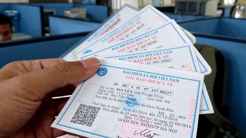 Mất thẻ BHYT vẫn được thanh toán tiền khám chữa bệnh từ 1/8/2019.