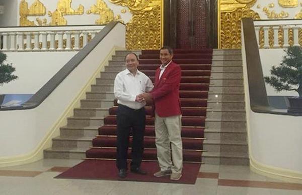 Thủ tướng Nguyễn Xuân Phúc gửi lời chúc mừng tới ĐT nữ Việt Nam.