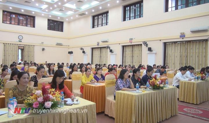 Các đại biểu tham dự ngày hội