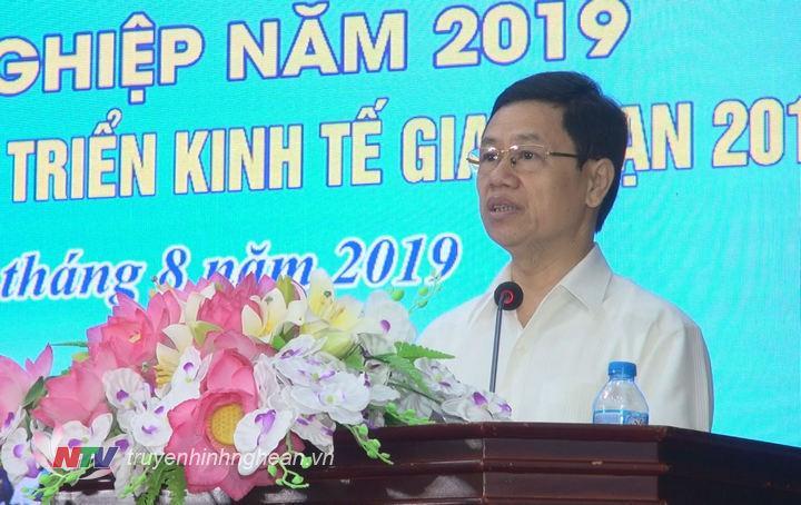 Đồng chí Nguyễn Xuân Sơn