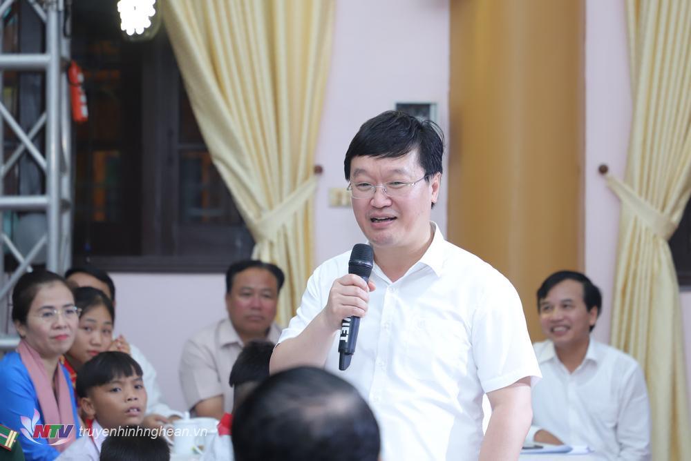 Chủ tịch UBND tỉnh Nguyễn Đức Trung: