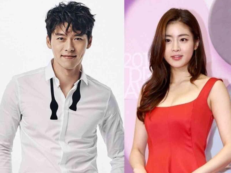 Kang Sora từng hẹn hò Hyun Bin vào năm 2016.