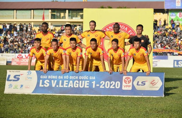 CLB Thanh Hóa xin bỏ V-League 2020 vì khó khăn tài chính do đại dịch Covid-19.