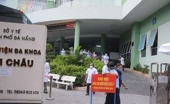 Đà Nẵng gỡ cách ly y tế đối với Bệnh viện Đa khoa Hải Châu.