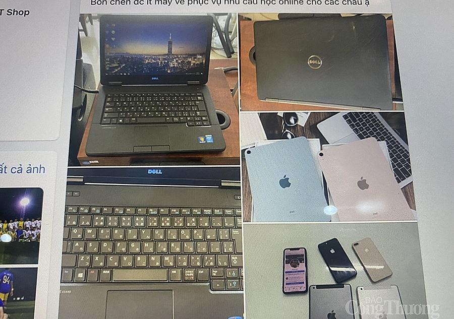 Máy tính cũ đang được khách hàng tìm mua khá nhiều thời điểm dịch bệnh này
