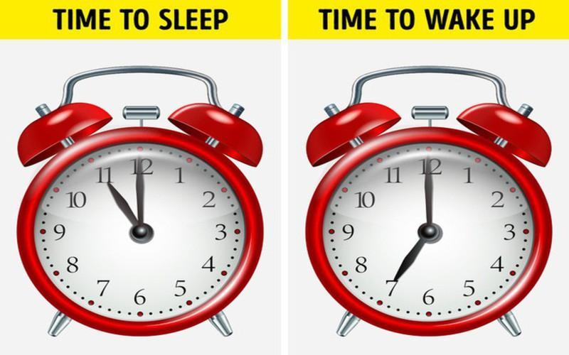 Đi ngủ và thức dậy vào khung giờ cố định mỗi ngày: Thời gian đi ngủ và thức dậy thất thường sẽ ảnh hưởng đến quá trình sản xuất melatonin và làm mất chất lượng giấc ngủ. Kết quả là bạn có thể cảm thấy mệt mỏi vào buổi sáng và tăng sự thèm ăn.