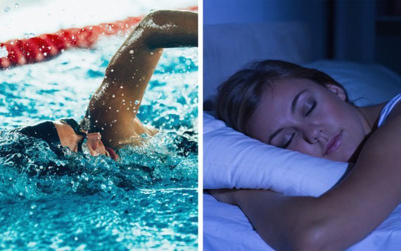 Tập nhẹ trước khi đi ngủ: Tập thể dục là cách tốt nhất để loại bỏ căng thẳng và tăng cường trao đổi chất trước khi đi ngủ. Các bài tập sẽ giúp kích thích đốt cháy calo và mang lại giấc ngủ ngon.
