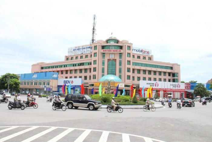 Bưu điện Nghệ An. Ảnh minh họa - Nguồn: internet